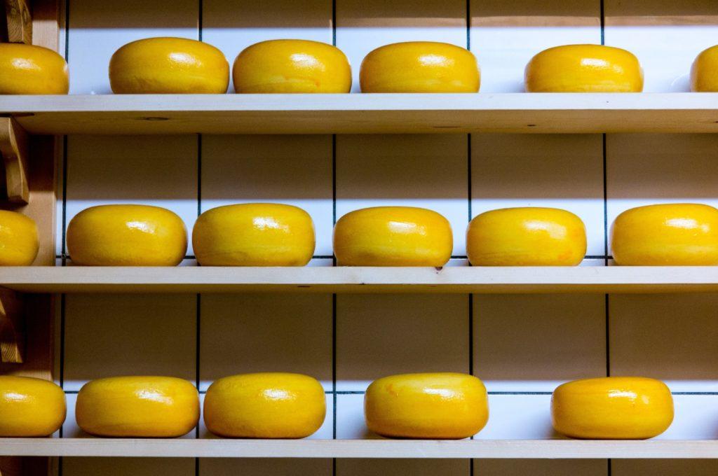 Kaas als souvenir meenemen
