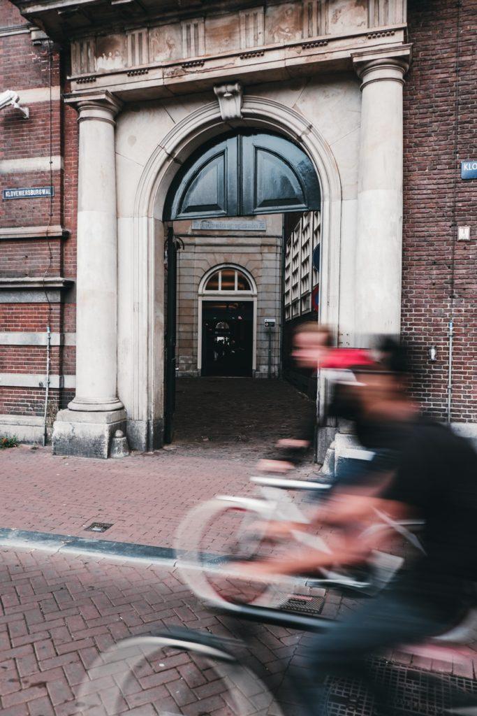 Amsterdam per fiets verkennen