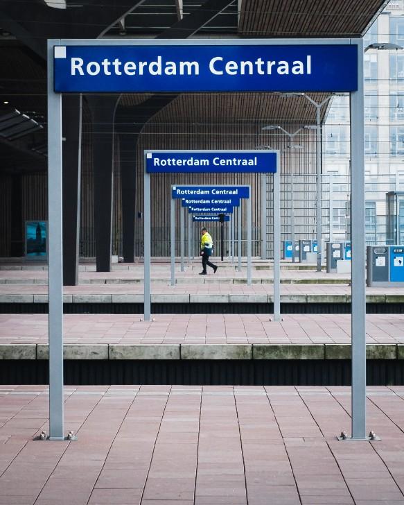 Reizen met de trein naar België