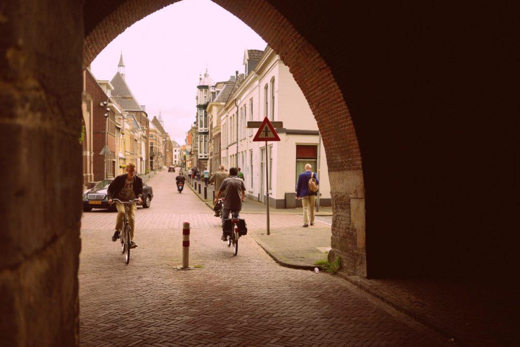 Fietsvakantie Nederland België